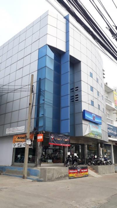ให้เช่าอาคารพาณิชย์ 3 คูหา ติดถนนเทพารักษ์ กม 11