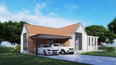 บ้านสำเร็จรูป MD08