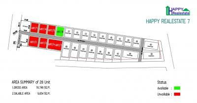 HR07-06 โกดังสำเร็จรูปให้เช่า 305 ตรม.